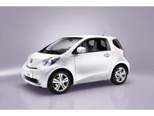 Toyotas lanserar liten elbil i USA och Japan 2012