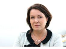 Evalena Agertoft, förhandlingschef på Hyresgästföreningen region norra Skåne