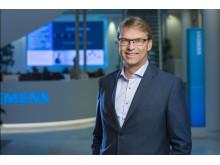 Ulf Troedsson, vd för Siemens i Sverige och Norden