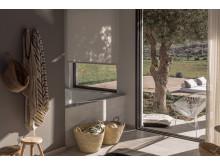 Det er ikke guldvandhaner og marmor, der præger det nye Casa Cook-koncept men en bohemeagtig stemning, der henvender sig til gæster med smag for design.
