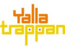 Logotyp Yalla Trappan