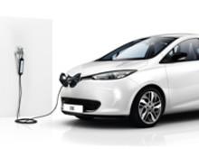 Renault ZOE - el-bil med AC-lading