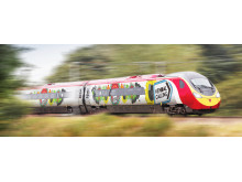 Book a place on the Virgin Trains Kendal-ino Festival Express…the first ever festival on a train featuring Beardyman and Black Rivers