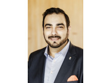 Länsledningskoordinator Arman Teimouri