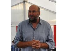 Arkæolog ved Bornholms Museum, Finn Ole Sonne Nielsen modtager Westerbyprisen 2015