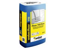 weber.floor 110 Fine - förpackningsbild