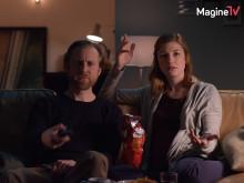 "Foto TV-Spot ""Alles schwarz!"" 02, Magine TV"