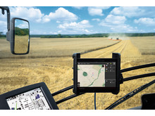 CLAAS EASY on-board app with Task Controller basic