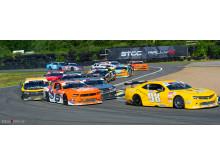 V8 Thunder Cars i Falkenberg 2015