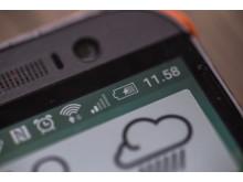 9 av 10 raderar inte data vid mobilbyte