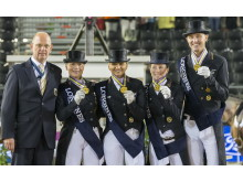 Dressage_Gold_Team