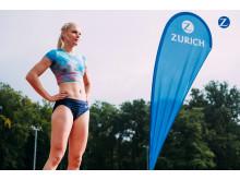 Zurich Sports Team: Lisa Mayer - Sprinterin