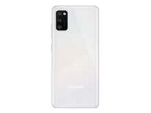 05_Samsung Galaxy A41_prism_crush_white_back
