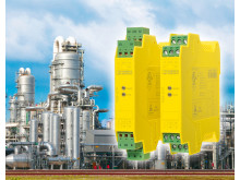 SIL3-Certified Coupling Relay for Fire and Gas Applications
