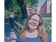 Mina Meenakshi Kramvik, styrelseordförande Auroras Ring och projektansvarig för International Council of 13 Indigenous Grandmothers Sverigebesök