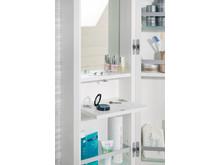 Detail high mirror cabinet 96410