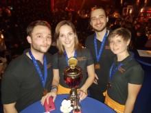 Das Siegerteam des 8. Teamcups der Systemgastronomie 2017