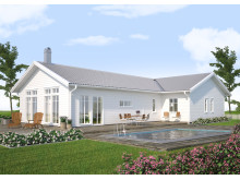 Villa Stenskär, baksida