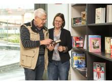 Vallentuna söker ny bibliotekschef