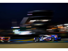 Vaillante Rebellion Oreca at night