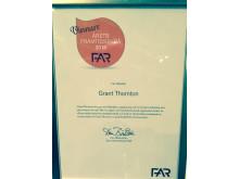 Utmärkelsen Årets framtidsbyrå
