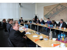 """Landtagsabgeordnete der Regierungsfraktionen informierten sich über """"Wildauer Weg der dualen Ausbildung"""""""