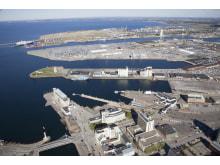 Malmös hamnområde