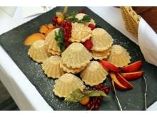 Die traditionelle Köstlichkeit durfte auch bei der Eröffnung nicht fehlen  - Die süße Leipziger Lerche