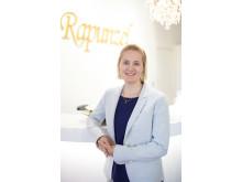 Sofia Bertills, VD Rapunzel of Sweden