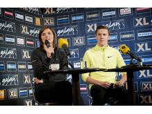 Presskonferens inför XL-galan