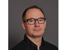 Kasper Høeg Slotø - ny Scania salgskonsulent