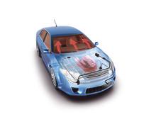 Eberspächer Plugtronic Premium:  varm luft via bilens klimatanläggning – motorvärmare – cirkulationspump –  batteriladdare som tillval