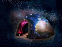Klima-Iglu des Planetarium Hamburg