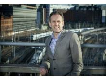 Svante Axelsson är Sveriges nya katalysator.