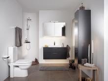 Årets nyhet – badrumsmöbler i serien Artic
