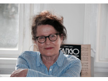 Pressbild Författarscenen: Sigrid Combüchen