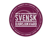 Svensk Djursjukvårds branschsigill
