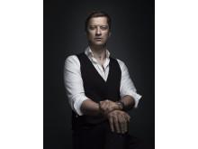 Odd-Magnus Williamson som Erik Aber i Aber Bergen
