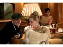 Regissör Olivier Dahan och Nicole Kidman.
