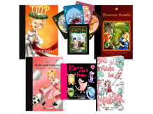 Sagolikt Bokförlag har gett ut över 30 titlar sedan starten.