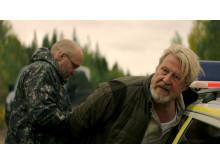 Rolf Lassgård er endnu en gang politimanden Erik i den nye serie Jægerne på C More