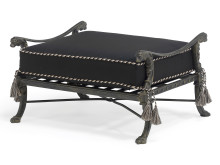L27. Oxley's Luxor Ottoman with Luxury Cushions