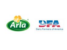 Arla DFA logos