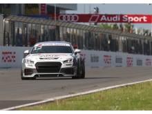 Simon Larsson Audi Sport TT Cup 24h Nürburgring