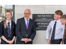 MSP JOHN SWINNEY_ELGIN HIGH SCHOOL OPENING_22 OCTOBER 2018_ A9S08429-Edit