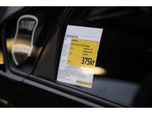 Prisinformation taxi