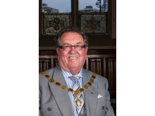 Mayor of Rochdale, Councillor Peter Rush