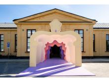 Public Luxury - Åsa Jungnelius portal till utställningeb