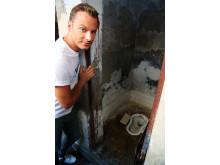 Magnus Carlsson på studiebesök i Indien
