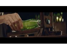 Carlsberg Bottle Opener Guillotine
